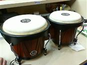 LP CITY SERIES CARVED BONGO DRUM